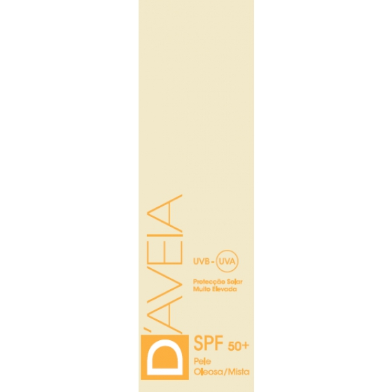 D AVEIA SPRAY SPF50+ POM 100ML