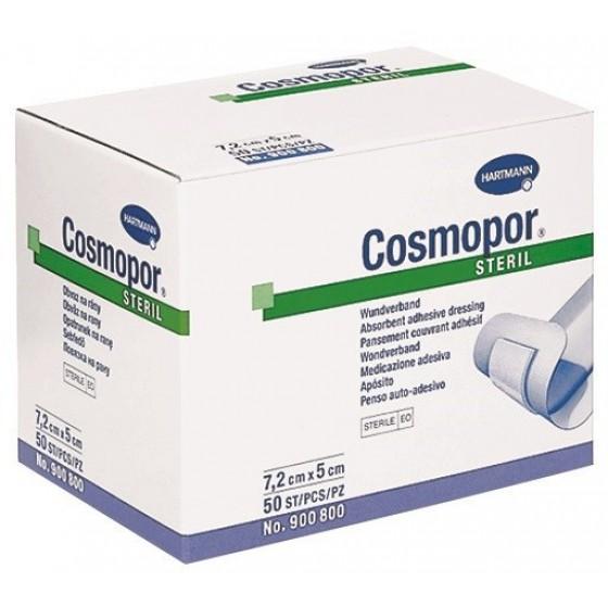 COSMOPOR STERIL PENSO 7,2CMX5CM X1