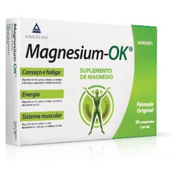 MAGNESIUM OK COMP X 30