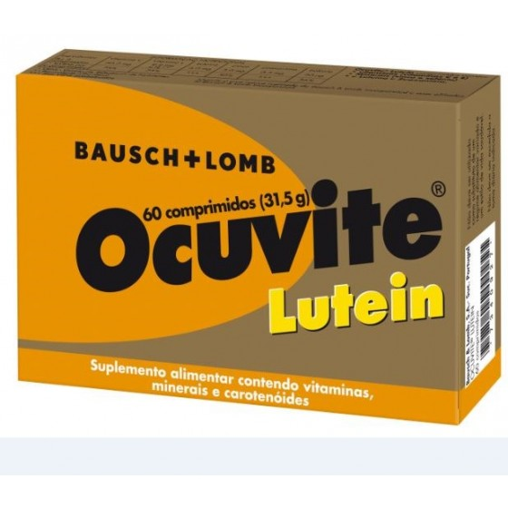 OCUVITE LUTEIN COMP X 60