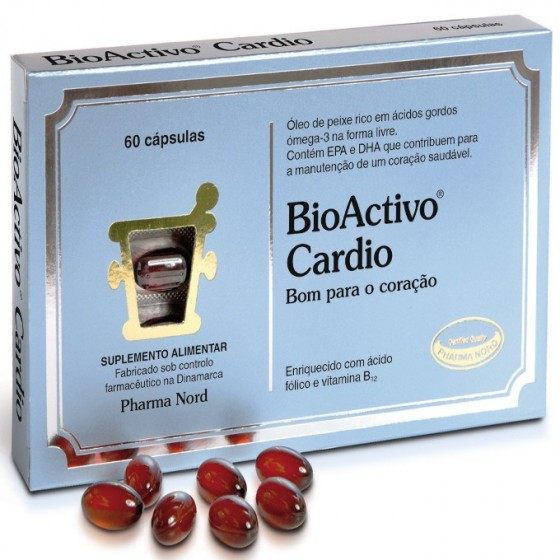 BIOACTIVO CARDIO CAPS CARDIO X 60