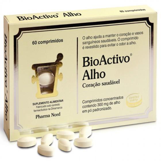 BIOACTIVO ALHO COMP ALHO X 60
