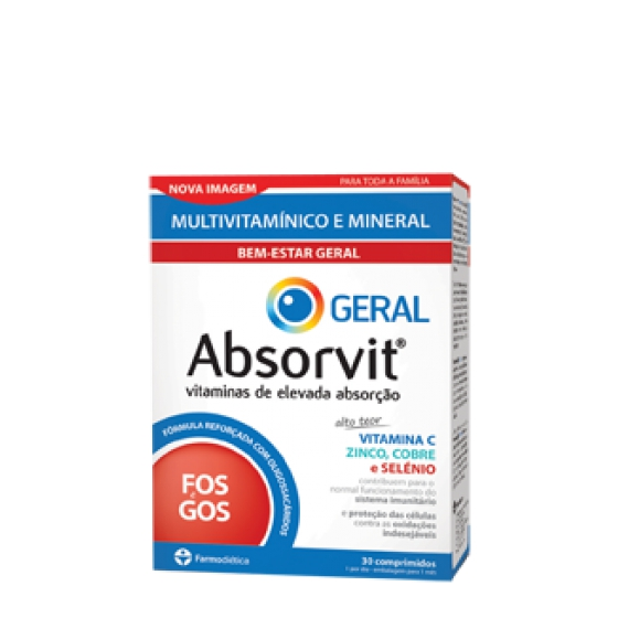 ABSORVIT MUL/MINE 30 CP