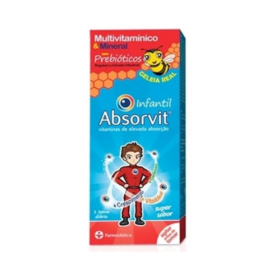 ABSORVIT INFANTIL XAR 150 ML