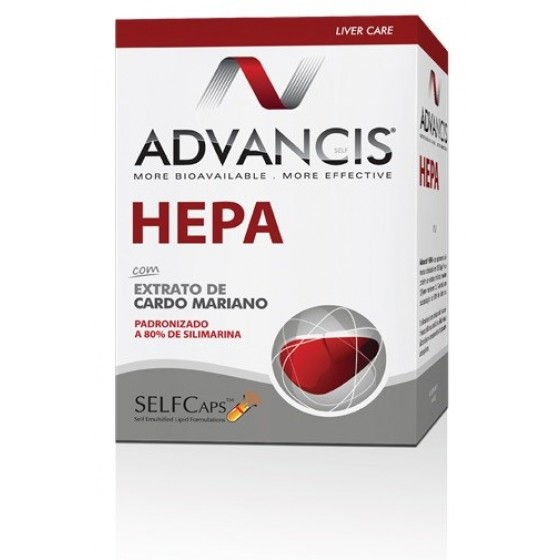 ADVANCIS CAPS HEPA X 60