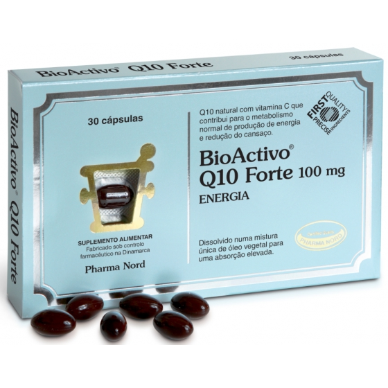 BIOACTIVO Q10 FOR CAPS X 30