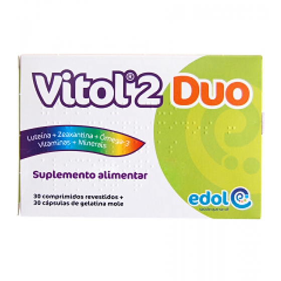 VITOL 2 DUO COMP X 30 + CAPS X 30