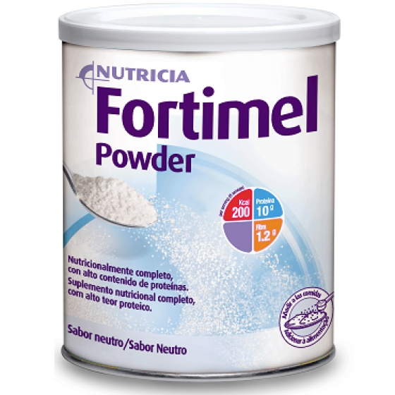 FORTIMEL POWDER PO SOLUVEL NEUTRO 335 G