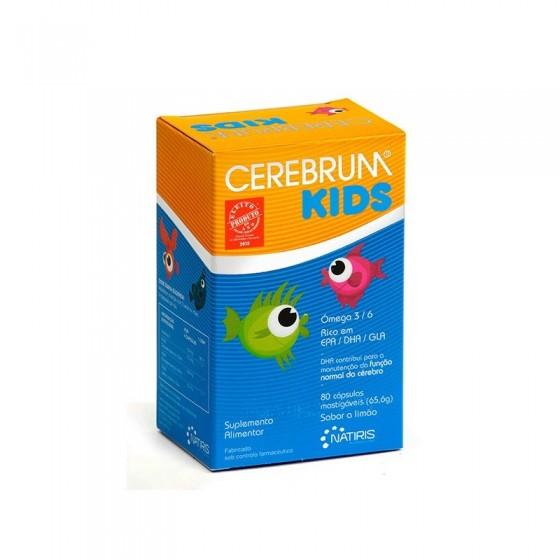 CEREBRUM KIDS CAPS X 80