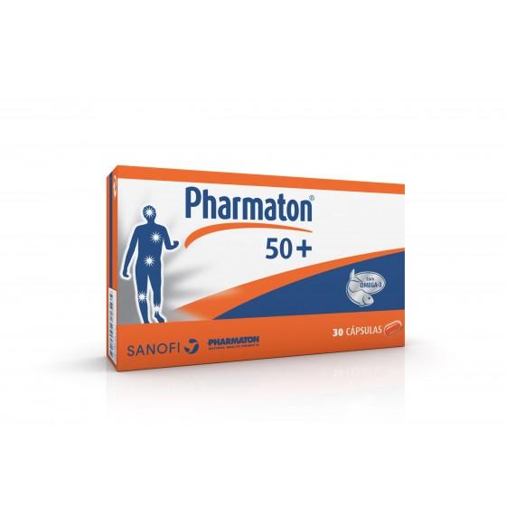PHARMATON 50+ CAPS X 30