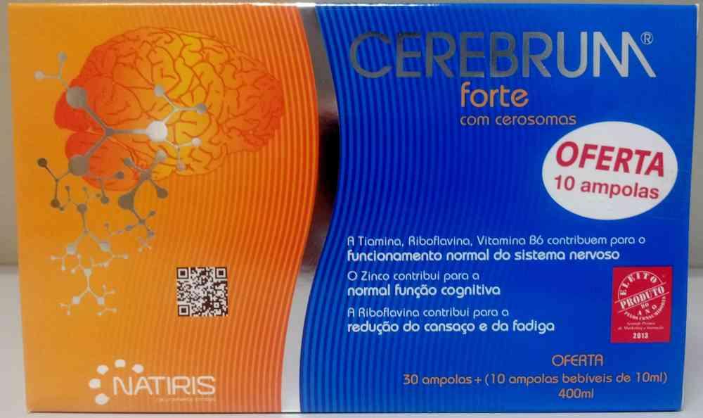 CEREBRUM FORTE AMP BEB X10 + AMP BEB X30