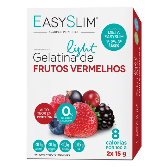 EASYSLIM GELATINA LIGHT FRUTOS VERM