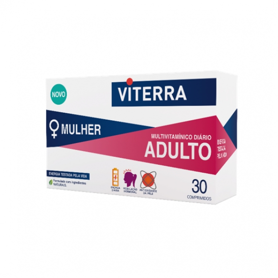 VITERRA MULHER ADULTO COMPX30