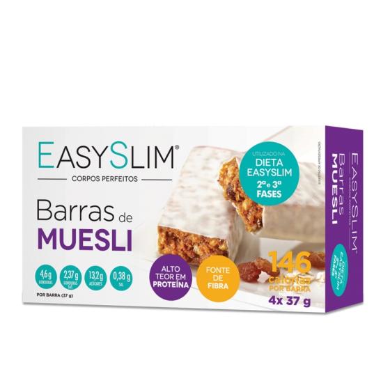 EASYSLIM BARRITAS MUESLI