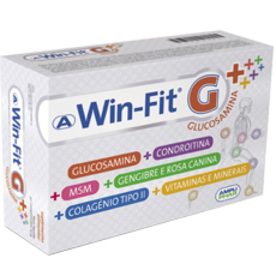 WIN FIT GLUCOSAMINA COMP X 30