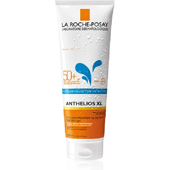 LRPOSAY ANTHELIOS GEL WET SKIN FP50 250ML