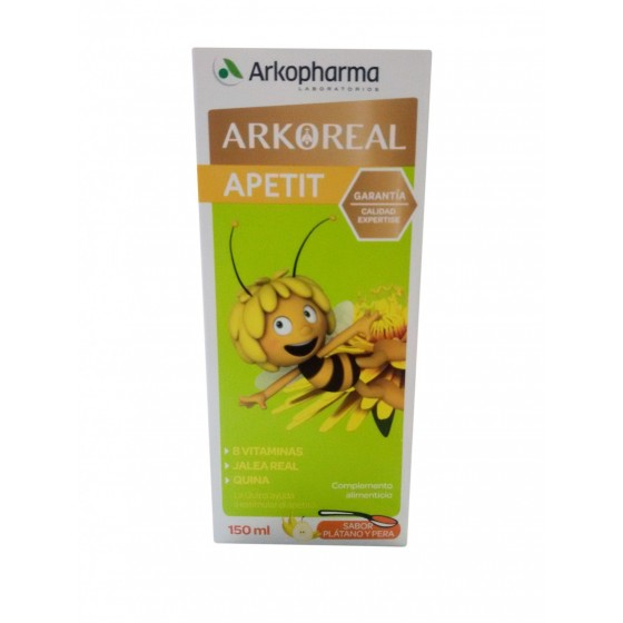 ARKOREAL APETIT JUNIOR SOL OR 150ML
