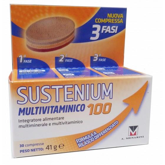 SUSTENIUM MULTIVITAM100 COMPX30