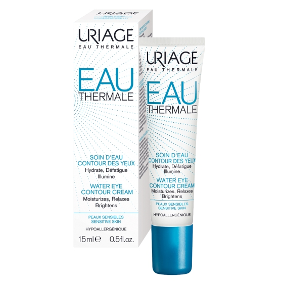 URIAGE CR CONT OLHOS AGUA 15ML