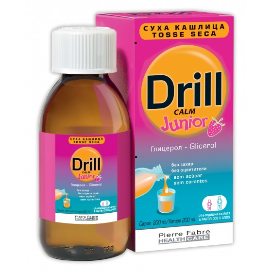 DRILL CALM JUNIOR XAR 200ML
