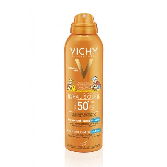VICHY IDEAL SOLEI BRUMA FP50+ ROSTO 75ML