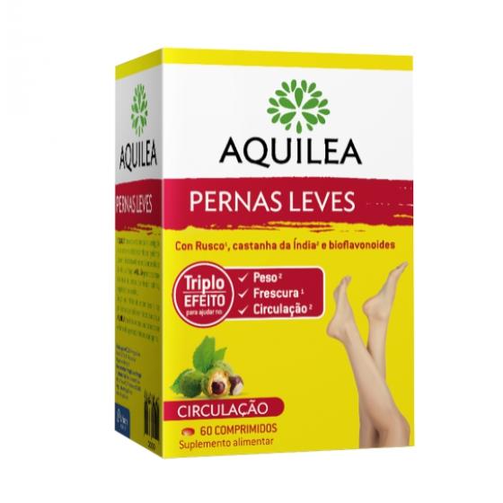 AQUILEA PERNAS LEVES COMP X 60