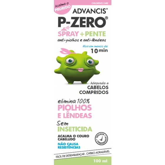 ADVANCIS P ZERO LOC SPRAY PIOLH100ML+PENT