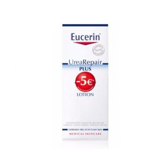 EUCERIN PELE SECA URE REP LOCAO10% 400ML-5E