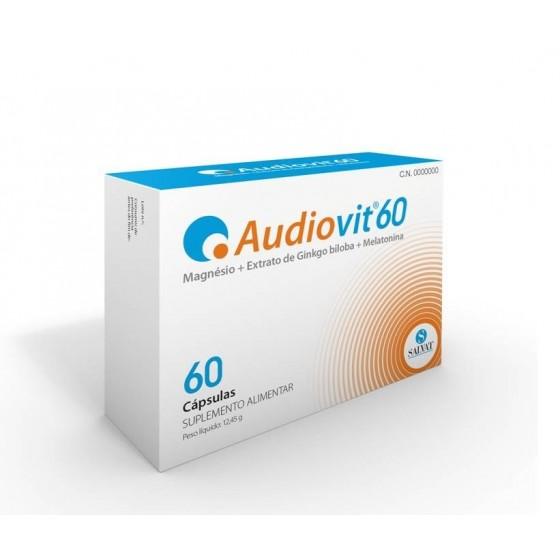 AUDIOVIT CAPS X 60