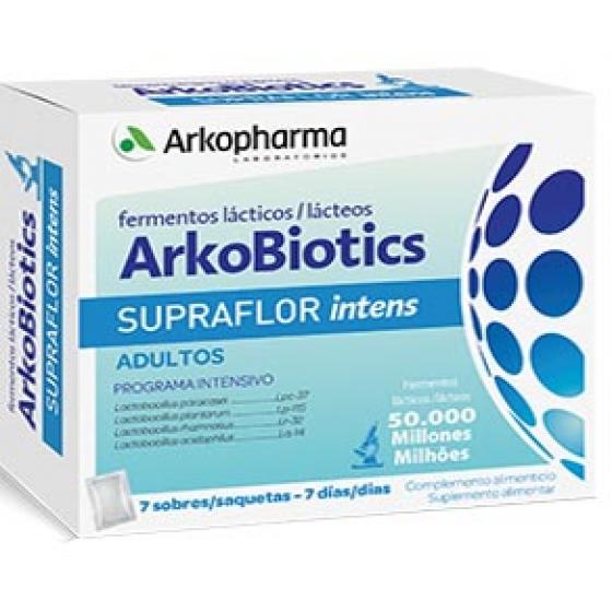ARKOBIOTICS SUPRAF INTENS SAQ 70G X 7