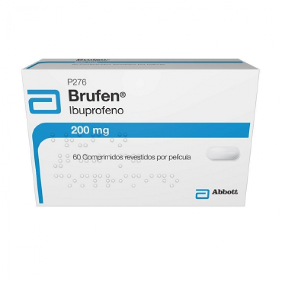 BRUFEN 200 COMP REV 200 MG X 60