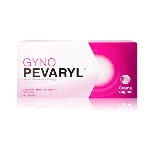 GYNO PEVARYL CR VAG 50G