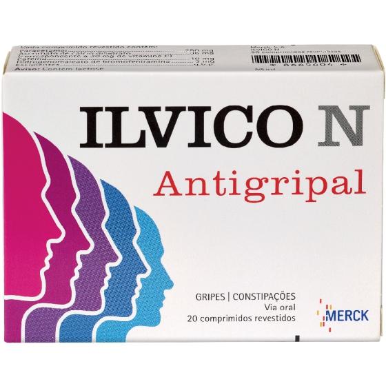 ILVICO N COMP REV X 20