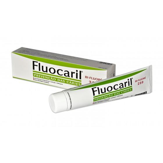 FLUOCARIL BI FLUO PASTA 250 HORTELA 125 ML