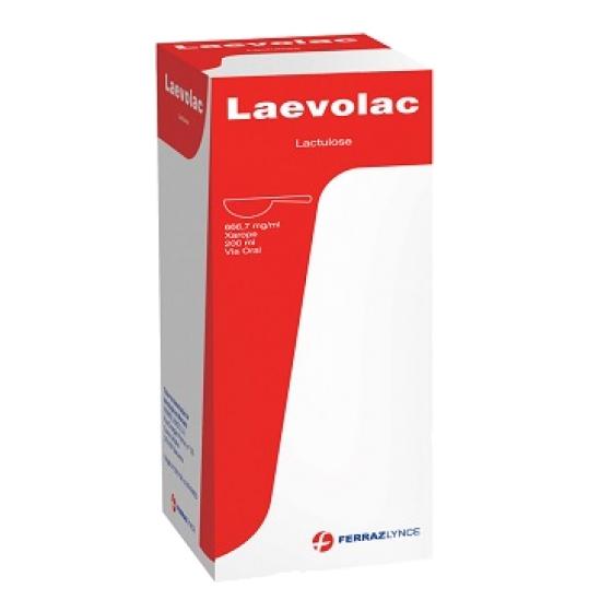 LAEVOLAC XAR 200 ML