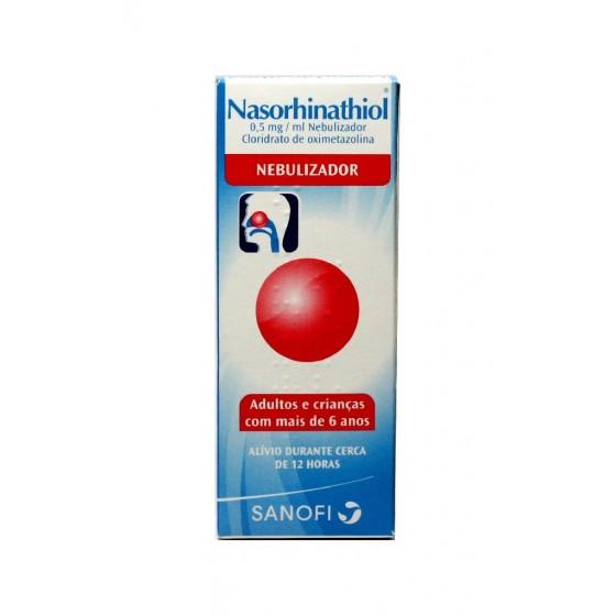 NASORHINATHIOL NEB 0,05% 15 ML
